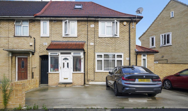 St Dunstans Road, Hounslow, TW4